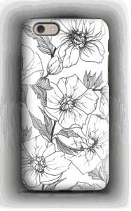 Winterblumen Handyhülle IPhone 6s tough