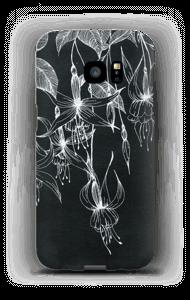 Fucshia case Galaxy S7 Edge