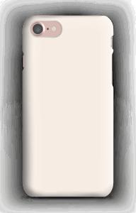 Beige kuoret IPhone 7