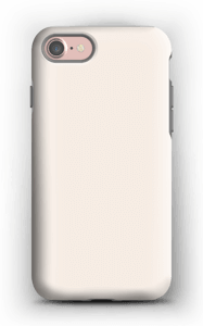 Beige case IPhone 7 tough