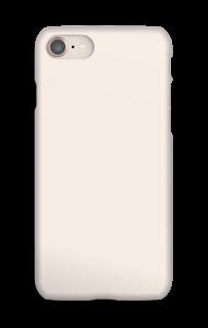 Beige deksel IPhone 8