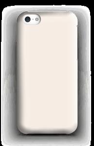 Beige case IPhone 5c