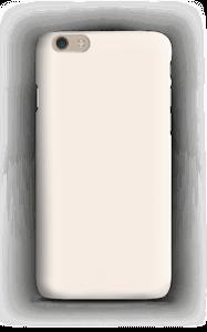 Beige kuoret IPhone 6 Plus