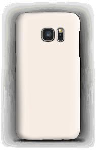 Beige case Galaxy S7