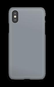Gris Coque  IPhone X