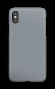 Grå deksel IPhone XS
