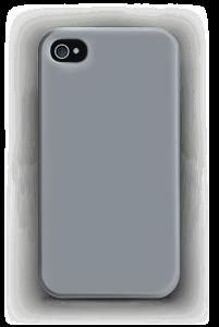 Grå deksel IPhone 4/4s