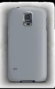 Harmaa kuoret Galaxy S5
