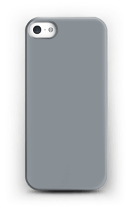 Harmaa kuoret IPhone SE