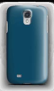 Marineblå deksel Galaxy S4