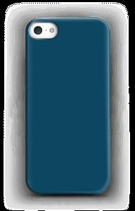Marinblå skal IPhone SE