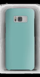 Turkoosi kuoret Galaxy S8