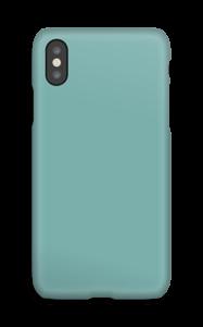 Turquoise case IPhone X