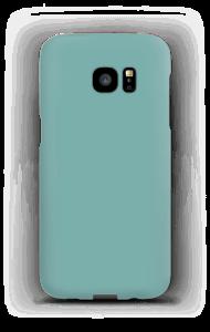 Turquoise case Galaxy S7 Edge