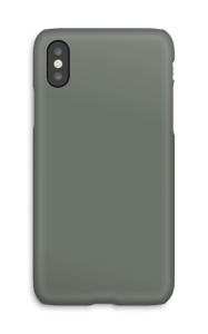 Olive case IPhone X