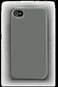 Oliivinvihreä kuoret IPhone 4/4s