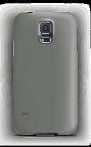 Oliivinvihreä kuoret Galaxy S5