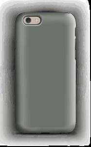 Oliv Handyhülle IPhone 6s tough