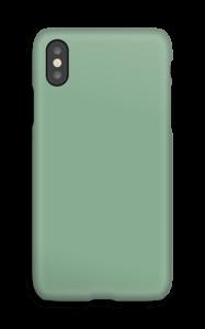 Grønn deksel IPhone X