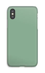 Dusty Green case IPhone X