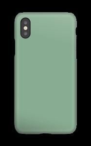 Grønn deksel IPhone XS