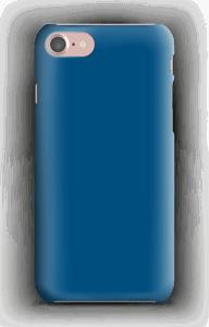 Blå skal IPhone 7