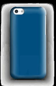 Sininen kuoret IPhone 5c