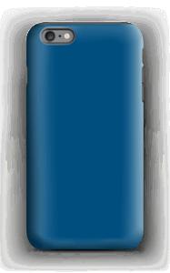 Sininen kuoret IPhone 6 Plus tough