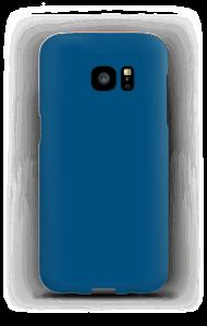 Sininen kuoret Galaxy S7 Edge