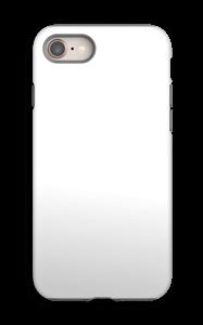 White case IPhone 8 tough