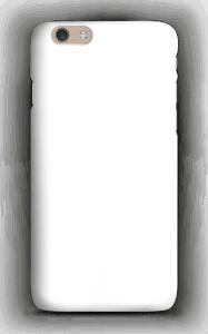 Valkoinen kuoret IPhone 6