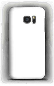 Weiß Handyhülle Galaxy S7
