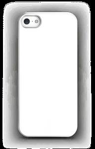 White case IPhone SE
