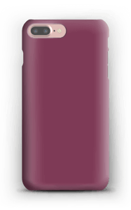Plum case IPhone 7 Plus