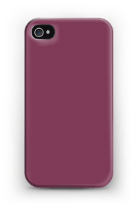 Luumu kuoret IPhone 4/4s