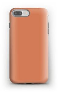 Orange Coque  IPhone 7 Plus tough