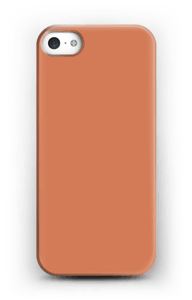 Oransje deksel IPhone 5/5S