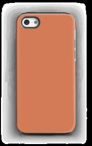 Orange Coque  IPhone 5/5s tough