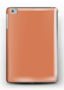 Dusty orange case IPad mini 2