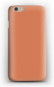 Dusty orange case IPhone 6