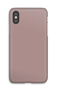 Blush deksel IPhone X