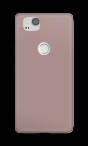 Nude funda Pixel 2