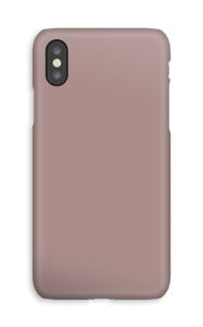Blush deksel IPhone XS