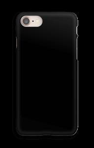 Schwarz Handyhülle IPhone 8