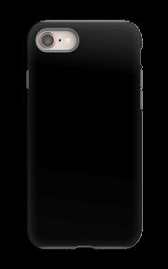 Schwarz Handyhülle IPhone 8 tough