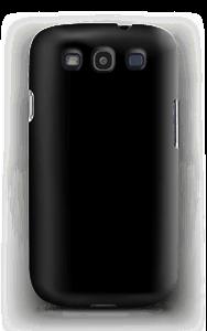 Schwarz Handyhülle Galaxy S3