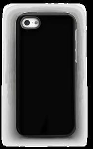 Svart skal IPhone 5/5s tough