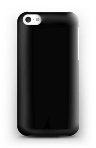 Schwarz Handyhülle IPhone 5c