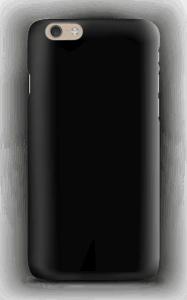 Noir Coque  IPhone 6
