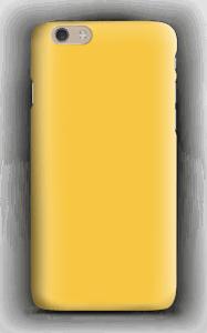 Jaune Coque  IPhone 6